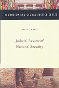 Cover of Judicial Review of National Security