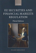 Cover of EU Securities and Financial Markets Regulation