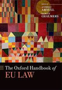 Cover of The Oxford Handbook of EU Law