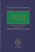 Cover of Privity of Contract