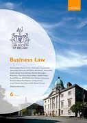 Cover of Law Society of Ireland: Business Law