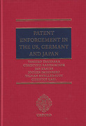 Cover of Patent Enforcement in the US, Germany and Japan
