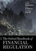 Cover of The Oxford Handbook of Financial Regulation