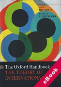 Cover of The Oxford Handbook of the Theory of International Law (eBook)