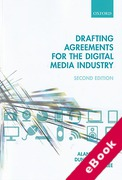Cover of Drafting Agreements for the Digital Media Industry (eBook)
