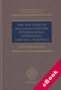 Cover of The Doctrine of Res Judicata Before International Commercial Arbitral Tribunals (eBook)