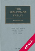 Cover of The Arms Trade Treaty: A Commentary (eBook)