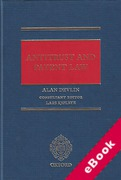 Cover of Antitrust and Patent Law (eBook)