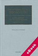 Cover of The International Criminal Court: A Commentary on the Rome Statute (eBook)