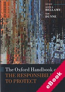 Cover of The Oxford Handbook of the Responsibility to Protect (eBook)