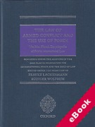 Cover of The Law of Armed Conflict and the Use of Force: The Max Planck Encyclopedia of Public International Law (eBook)