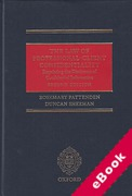 Cover of The Law of Professional-Client Confidentiality: Regulating the Disclosure of Confidential Information (eBook)