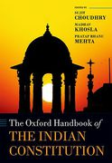 Cover of The Oxford Handbook of the Indian Constitution