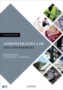 Cover of Administrative Law: Text and Materials
