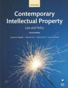 Cover of Contemporary Intellectual Property: Law and Policy