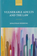 Cover of Vulnerable Adults and the Law