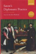Cover of Satow's Diplomatic Practice