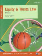 Cover of Equity and Trusts Directions