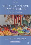 Cover of The Substantive Law of the EU: The Four Freedoms