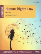 Cover of Human Rights Law Directions