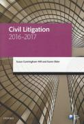 Cover of Civil Litigation 2016 - 2017