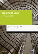 Cover of LPC: Business Law 2016 - 2017