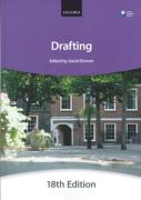 Cover of Bar Manual: Drafting