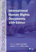 Cover of Blackstone's International Human Rights Documents