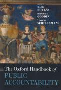 Cover of The Oxford Handbook of Public Accountability