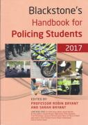 Cover of Blackstone's Handbook for Policing Students 2017
