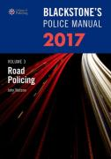 Cover of Blackstone's Police Manual 2017 Volume 3: Road Policing