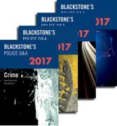 Cover of Blackstone's Police Q&A: Pack 2017