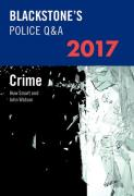 Cover of Blackstone's Police Q&A: Crime 2017