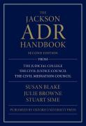 Cover of The Jackson ADR Handbook