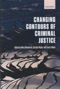 Cover of The Changing Contours of Criminal Justice