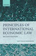 Cover of Principles of International Economic Law