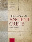 Cover of The Laws of Ancient Crete, c.650-400 BCE
