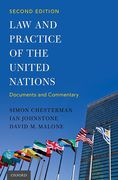 Cover of Law and Practice of the United Nations: Documents and Commentary