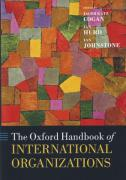 Cover of The Oxford Handbook of International Organizations