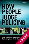 Cover of How People Judge Policing (eBook)