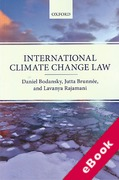 Cover of International Climate Change Law (eBook)