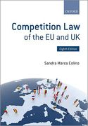 Cover of Competition Law of the EU and the UK