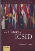 Cover of The History of ICSID