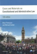 Cover of Cases and Materials on Constitutional and Administrative Law