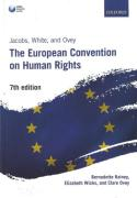 Cover of Jacobs, White and Ovey: The European Convention on Human Rights
