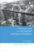 Cover of Domestic Law in International Investment Arbitration