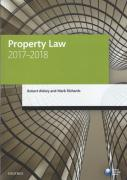 Cover of LPC: Property Law 2017-2018