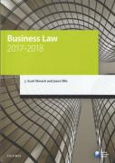Cover of LPC: Business Law 2017-2018