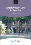 Cover of Employment Law in Practice