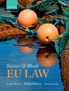 Cover of Steiner & Woods EU Law